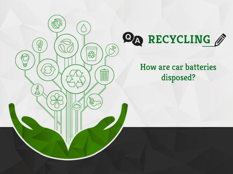 Car Battery Recycling | GreenSutra