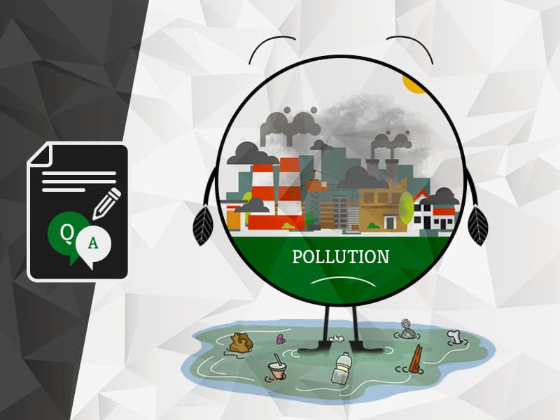 Pollution | Question Category | Experts Corner | Greensutra | India