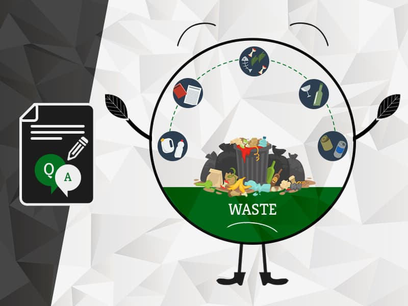 Waste | Question Category | Experts Corner | Greensutra | India