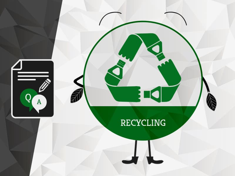 Can all types of paper be recycled?