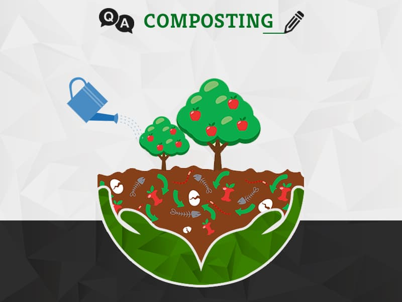 How to compost PLA Plastics?